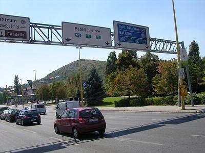 BUDAPEST M1-M7 bevezető szakasz, 2001.