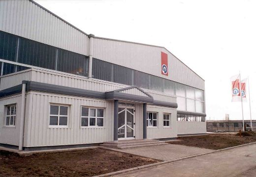 DUPOL DF CENTER, DEBRECEN, 5.600 m2, 1998.